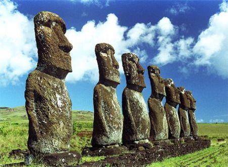 Isla Pascua/Easter Island/Rapa Nui