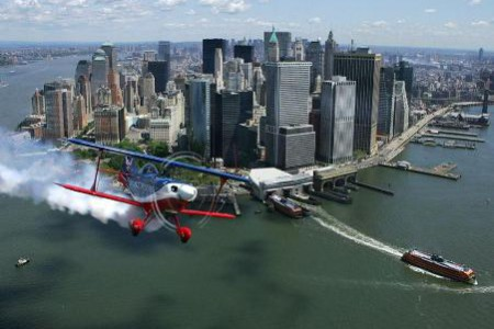 Fotos de Nueva York desde el cielo