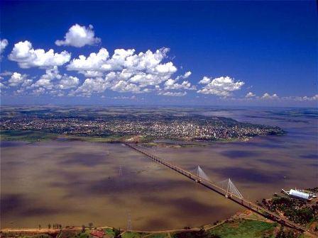 Paisaje de Argentina, Puente San Roque