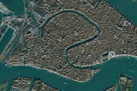 Imagenes de satelite de ciudades del mundo
