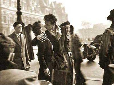 Fotos famosas, El beso del Hotel de Ville