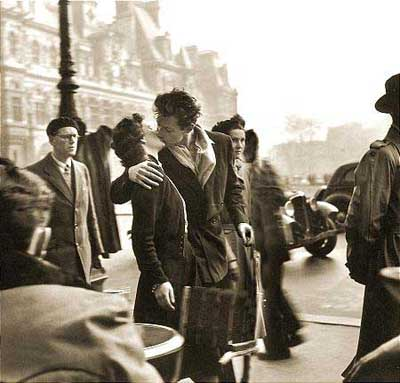 El beso del hotel du Ville
