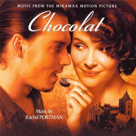 Chocolat Johnny Depp y Juliette Binoche