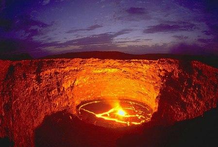 Lava de volcan