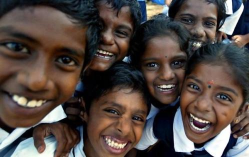Niños de Bangladesh