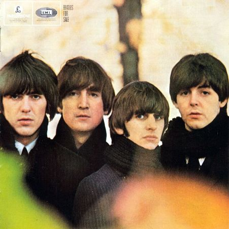 Portada disco Beatles