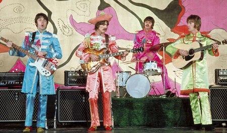 Beatles y su moda particular