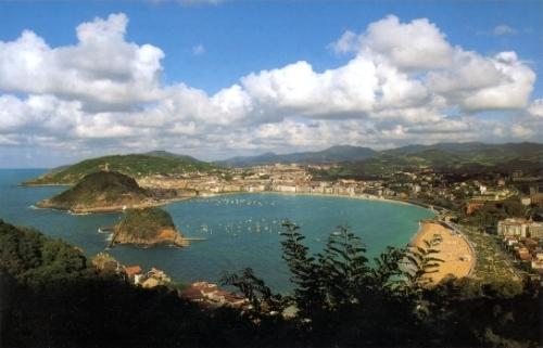 Concha de San Sebastian