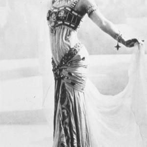 Mata Hari, fotos de la espia mas bella