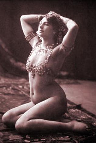 Matahari, diosa exotica de la danza