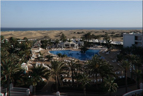 Bellos Oasis en Gran Canaria