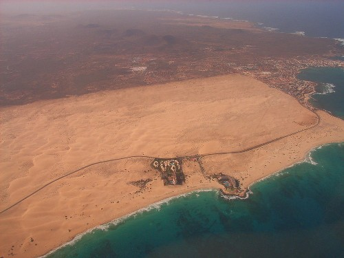 Corralejo en Fuerteventura