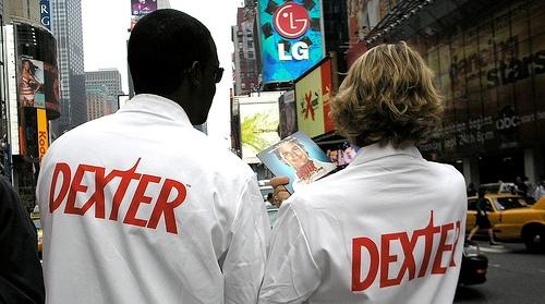 Dexter, campaña publicitaria