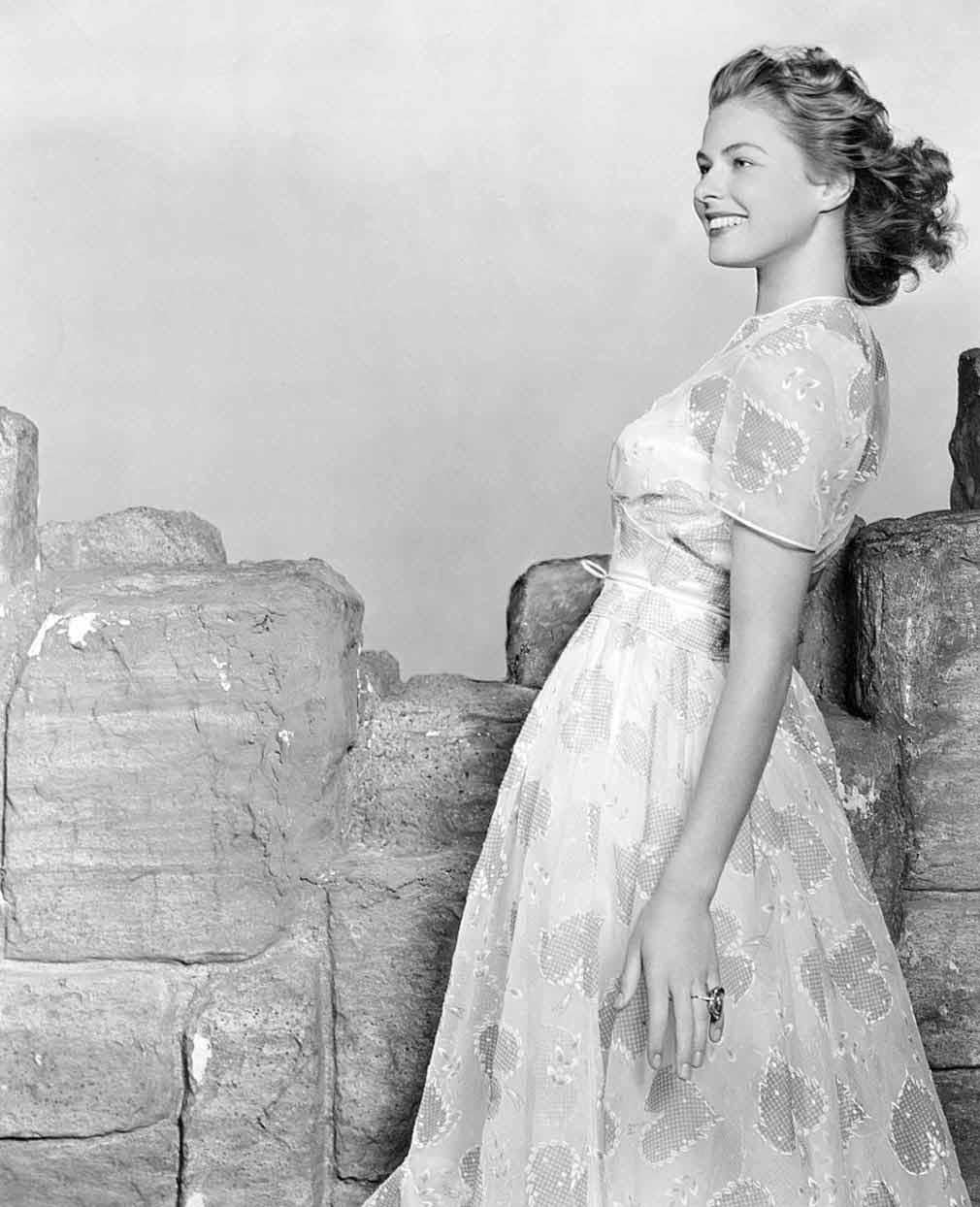 Ingrid Bergman, princesa del cine
