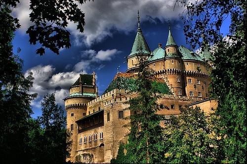 Castillo de Budmerice