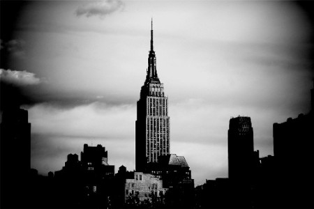 Empire State Building, su construcción