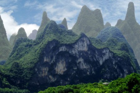 Fotos de Guilin, maravilla natural en China