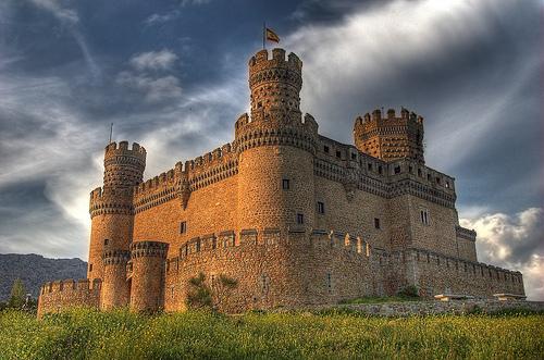Fotos de castillos del mundo - Casa en manzanares el real ...