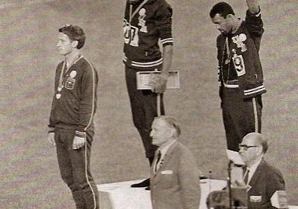 El Black Power en Mexico 68