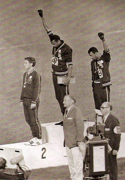 Black Power en Mexico 68