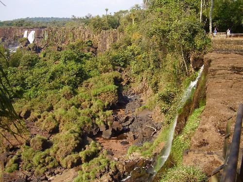 Iguazu seco