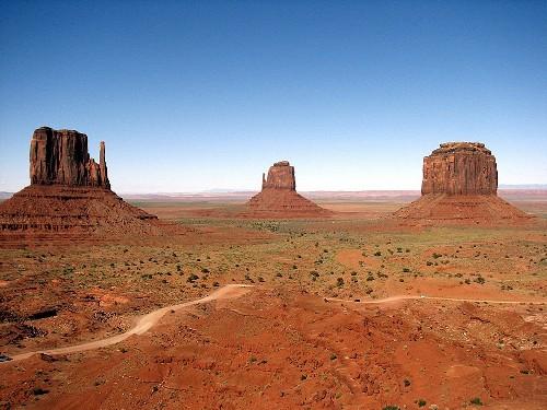 Foto del desierto de Arizona