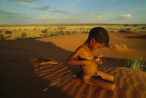 Foto de Botswana