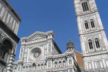 Fotos del Duomo y del Baptisterio de Florencia