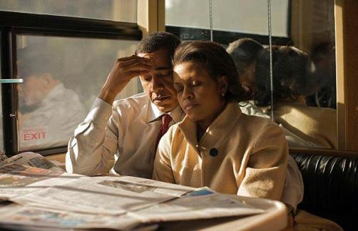 Un descanso para Obama