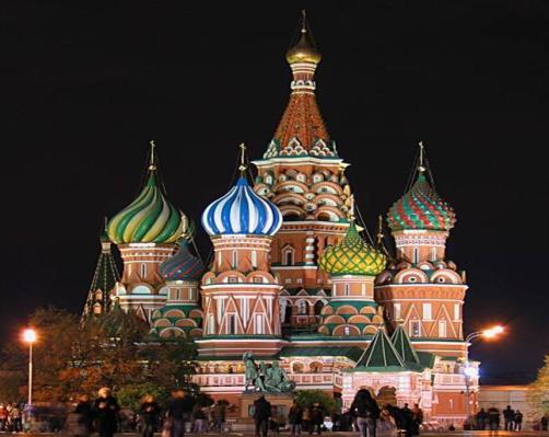 En Rusia es ruso
