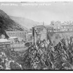 Fotos antiguas de paisajes montañosos