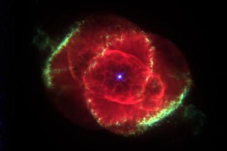 Fotos de nebulosas, más allá de nuestro mundo