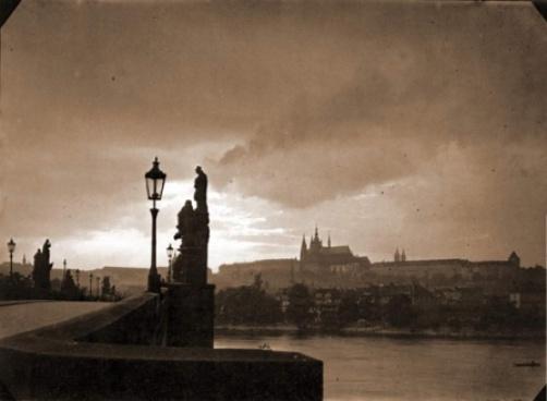 Josef Sudek y su Ventana en Praga