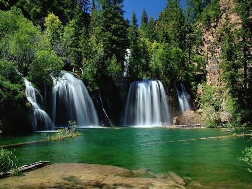 Fotos de cascadas