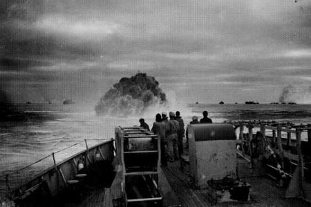 El Desembarco de Normandía en imagenes