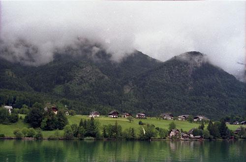 Lago en St Wolfgang