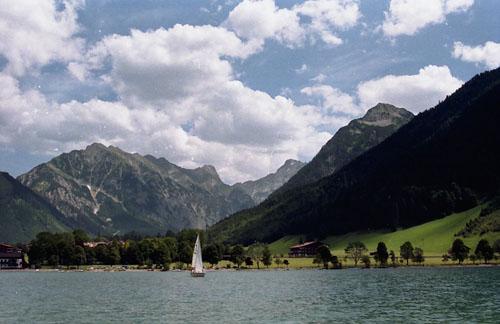 Lago en Zell am See