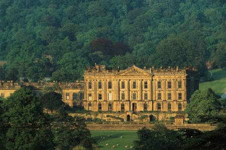Fotos de Chatsworth, soñando en Derbyshire