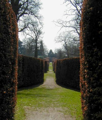 Fotos de Chatsworth, jardin