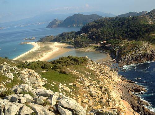 Islas Cies en Vigo