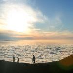 Imagenes de Tenerife, cae la tarde