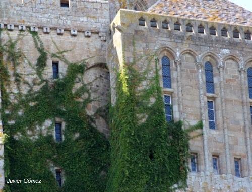Fachada Abadia St Michel