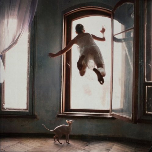 Anka Zhuravleva Distorted Gravity