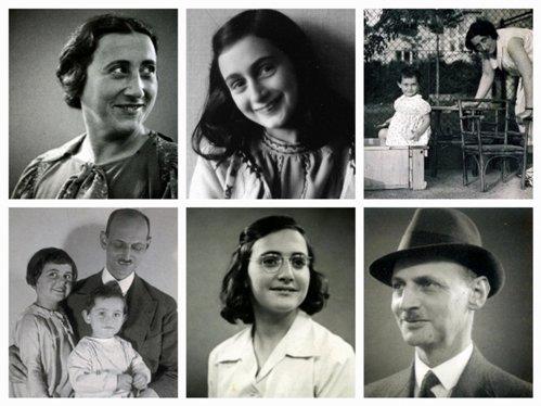 Familia de Ana Frank