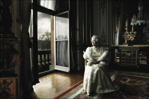 nAnnie Leibovitz - Reina Isabel II