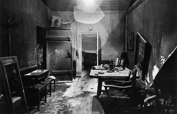 Bunker de Hitler - Sala de conferencias