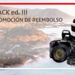 Reembolsos de Canon en equipos fotográficos