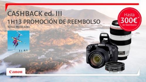 Promoción de Canon
