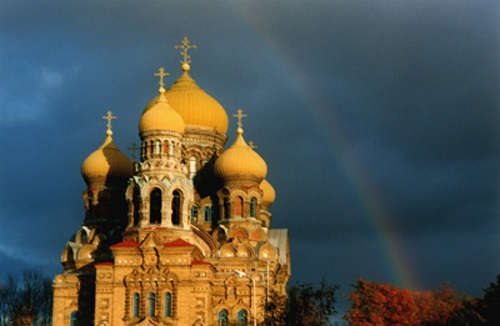 Catedral en Moscú