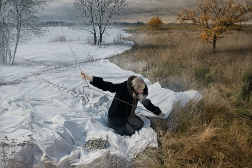 Erik Johansson Expecting Winter
